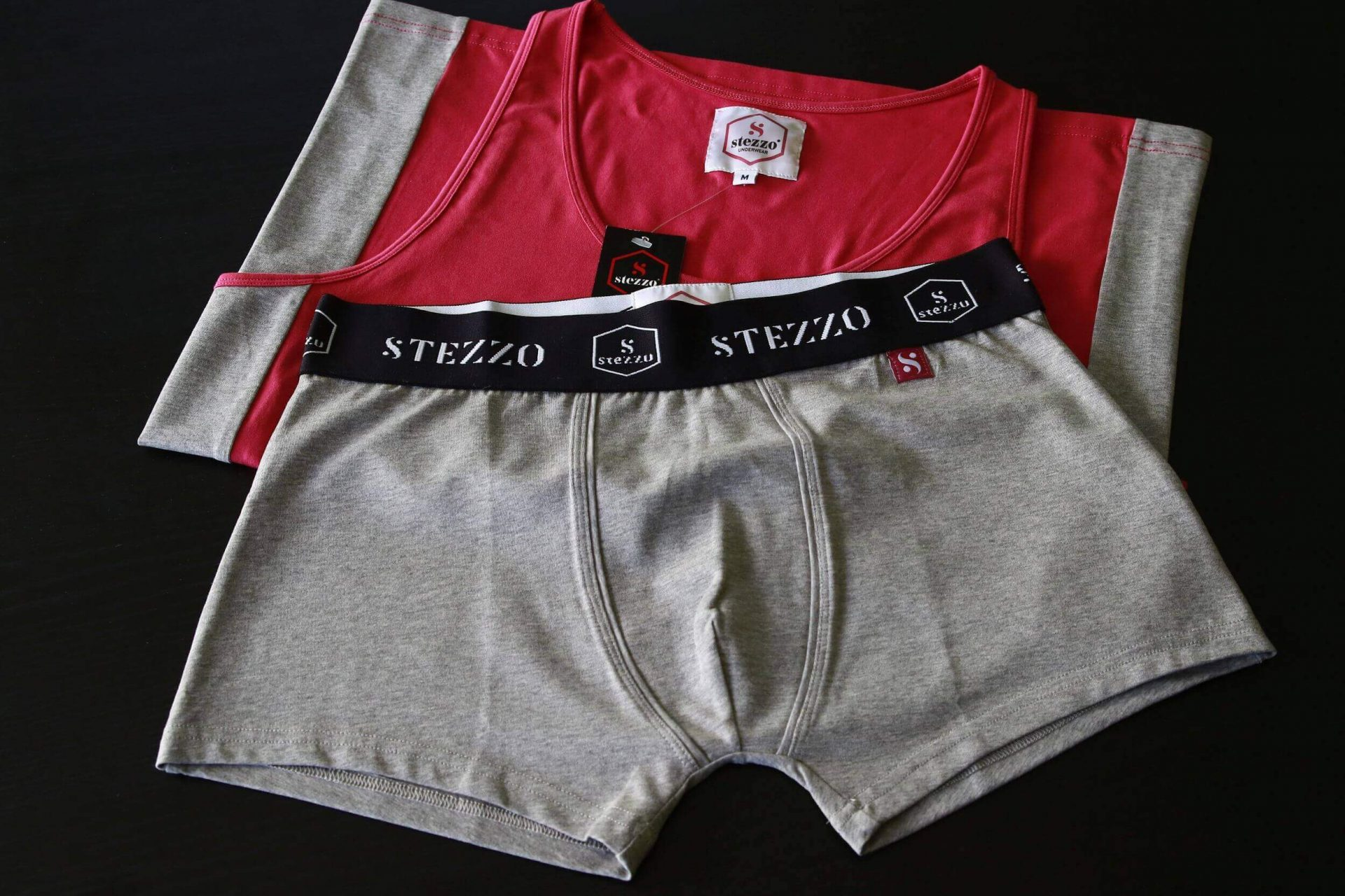Pack-tank-top-boxer-underwear-collection-Stezzo-Vivere