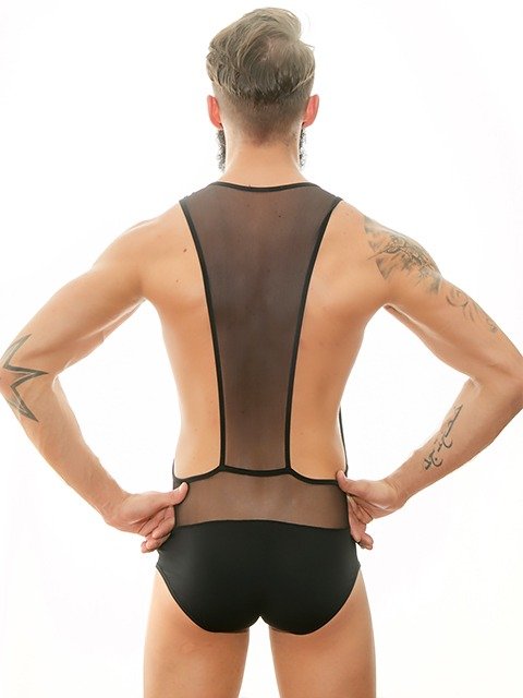 bodysuit-black-for-men-secret-collection-Stezzo-Vivere