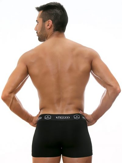 boxer-black-for-men-underwear-collection-Stezzo-Vivere