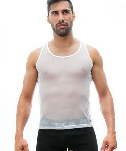 mesh-tank-top-white-for-men-stezzo-vivere