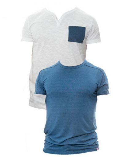 pack-tshirt-azul-branca-bolso-stezzo-vivere