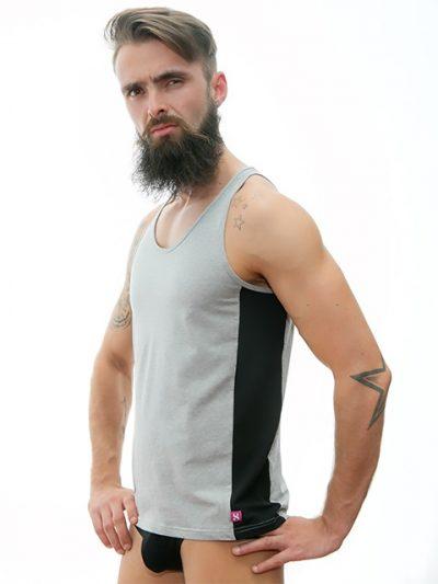 Camiseta-sin-mangas-gris-underwear-stezzo-vivere