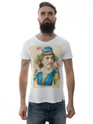 camiseta de moda stezzo vivere buscando amor colección exclusiva